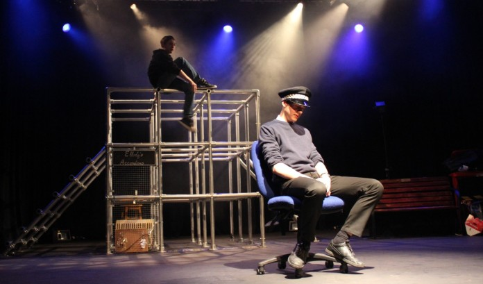 Buxton Young Company The Accordion Shop NT Connections '15