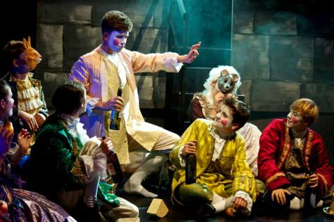 Buxton Young Company - Beauty and the Beast