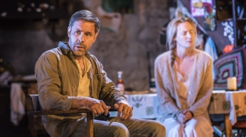 THE FERRYMAN by Butterworth, , writer - Jez Butterworth, Director - Sam Mendes, Designer - Rob Howell, Lighting - Peter Mumford, The Royal Court Theatre, London, 2017, Credit: Johan Persson