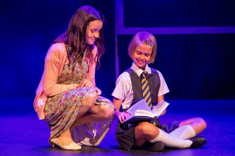 Cambridge Theatre Company - Matilda Summer School